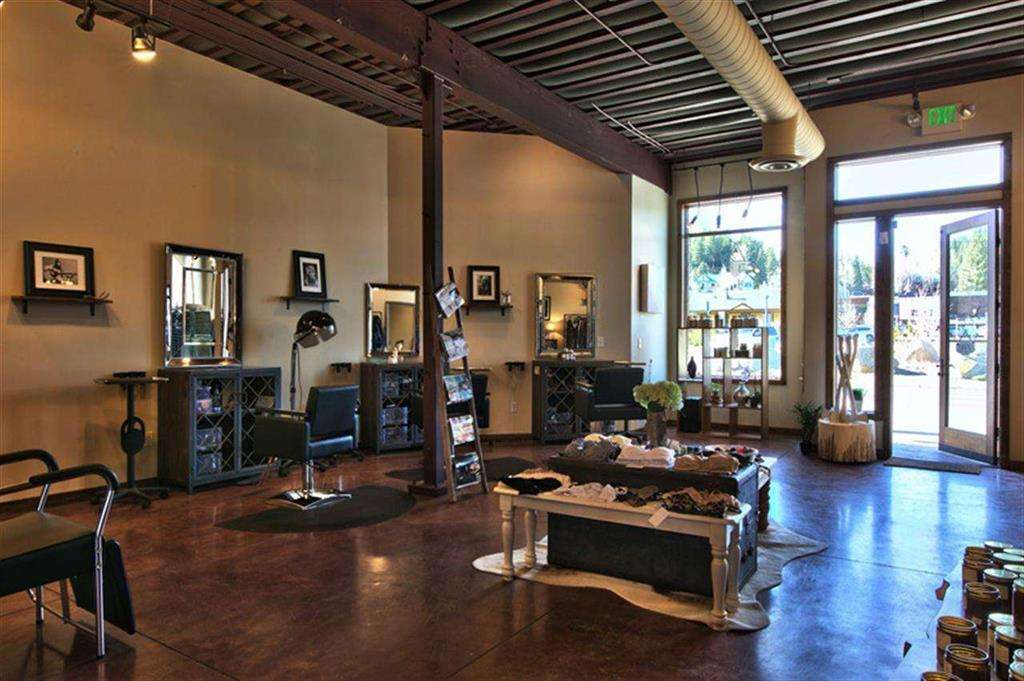 Sold 10075 west river st truckee commercial properties for Lux hair salon