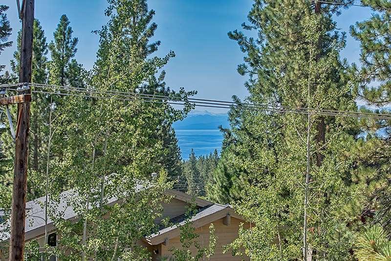 Lake Tahoe Lakeview Home