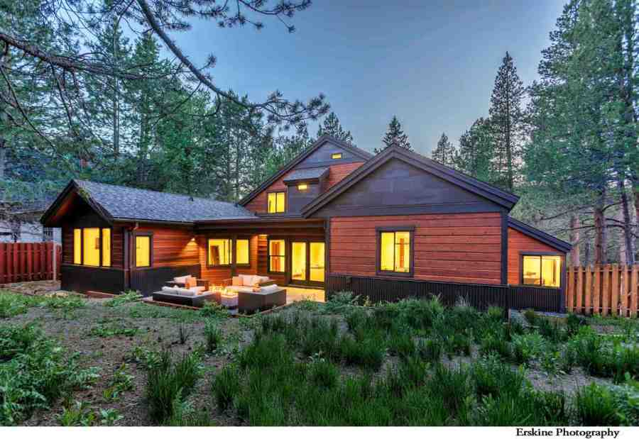 Truckee Modern Mountain Homes for Sale