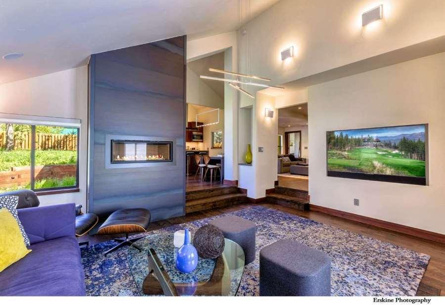 Modern Mountain Tahoe Home for Sale