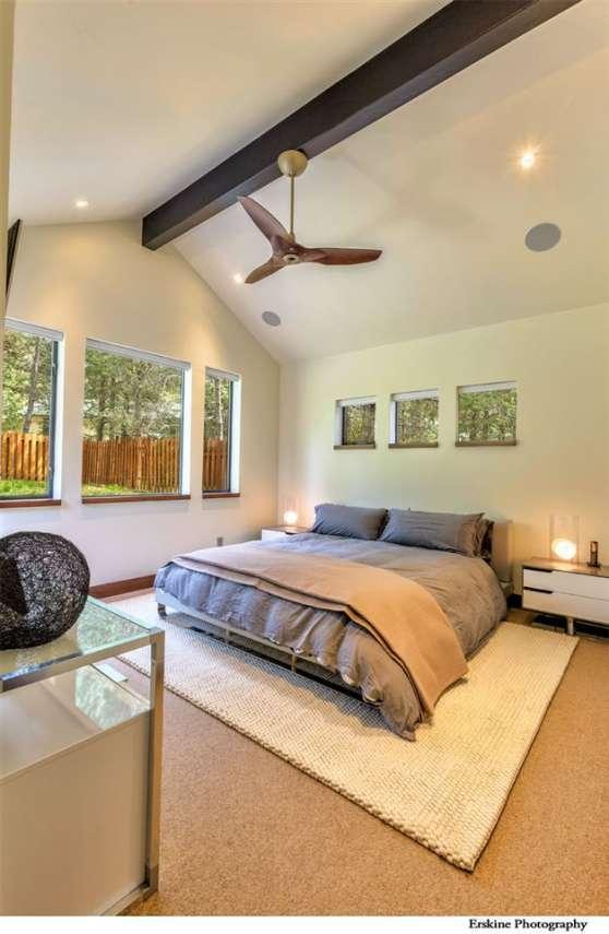 Luxury Master Bedroom in Truckee, CA