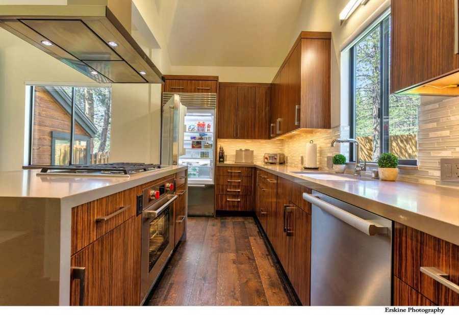 Luxury Kitchen in Truckee, CA