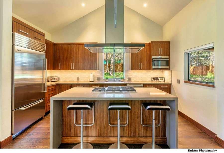 Luxury Gourmet Kitchen in Truckee, CA