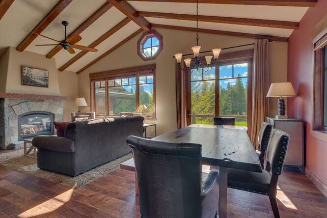 Beautiful natural light in the living area | 10199 Annies Loop