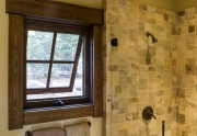 Custom Shower | Squaw Valley