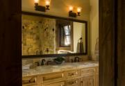 Custom Bathroom Vanity | Squaw Valley Homes for Sale