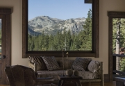 Great Room View | Squaw Valley Property