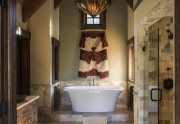 Master Bathroom | Squaw Valley Luxury Homes