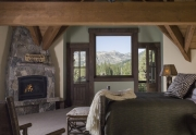 Master Bedroom with View | Squaw Valley
