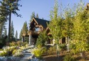 Exterior landscaping - Squaw Valley