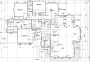 Eric Anderson designed plans for 3 bed, 2.5 bath, + Study/4th bedroom home