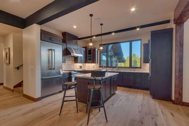 Tahoe Golf Real Estate | 10911 Ghirard Court | Kitchen