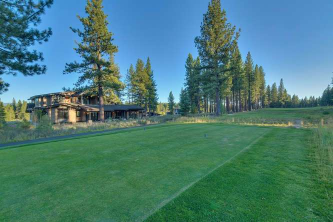 Tahoe Golf Course Real Estate | 10911 Ghirard Court | Golf Course