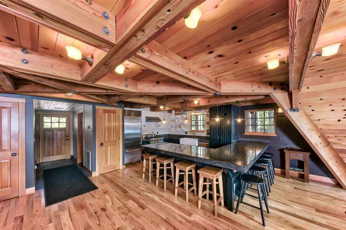 Soda Springs Real Estate | 1102 Island Way Soda Springs CA | Kitchen