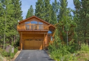 Kings Beach Home For Sale Front Exterior | Lake Tahoe Real Estate