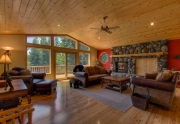 Open Concept Living Area | North Lake Tahoe Real Estate