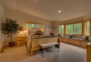 Lake Tahoe Real Estate | Master Suite