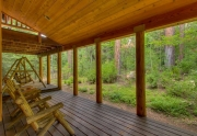 Lake Tahoe Real Estate | Back Yard Deck