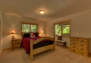Lake Tahoe Luxury Real Estate | Guest Bedroom 1