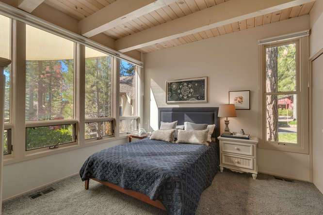 Bedroom | Home For Sale Lake Tahoe