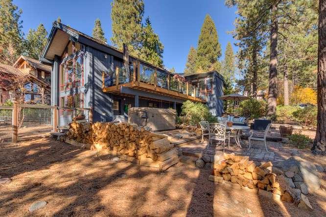 115 Tahoma Ave Tahoe City CA | Dollar Point Luxury Home