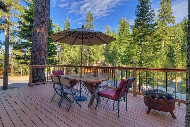 Alpine Meadows Real Estate | 1177 Snow Crest Rd Alpine Meadows | Patio