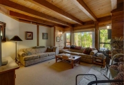 Lake Tahoe Vacation Home | 1177 Snow Crest Rd Alpine Meadows | Family Room