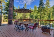 Alpine Meadows Real Estate | 1177 Snow Crest Rd Alpine Meadows | Patio
