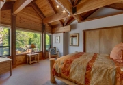 Alpine Meadows Ski Home | 1177 Snow Crest Rd Alpine Meadows | Bedroom