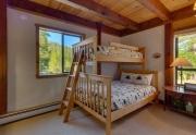 Alpine Meadows Vacation Home | 1177 Snow Crest Rd Alpine Meadows | Bedroom