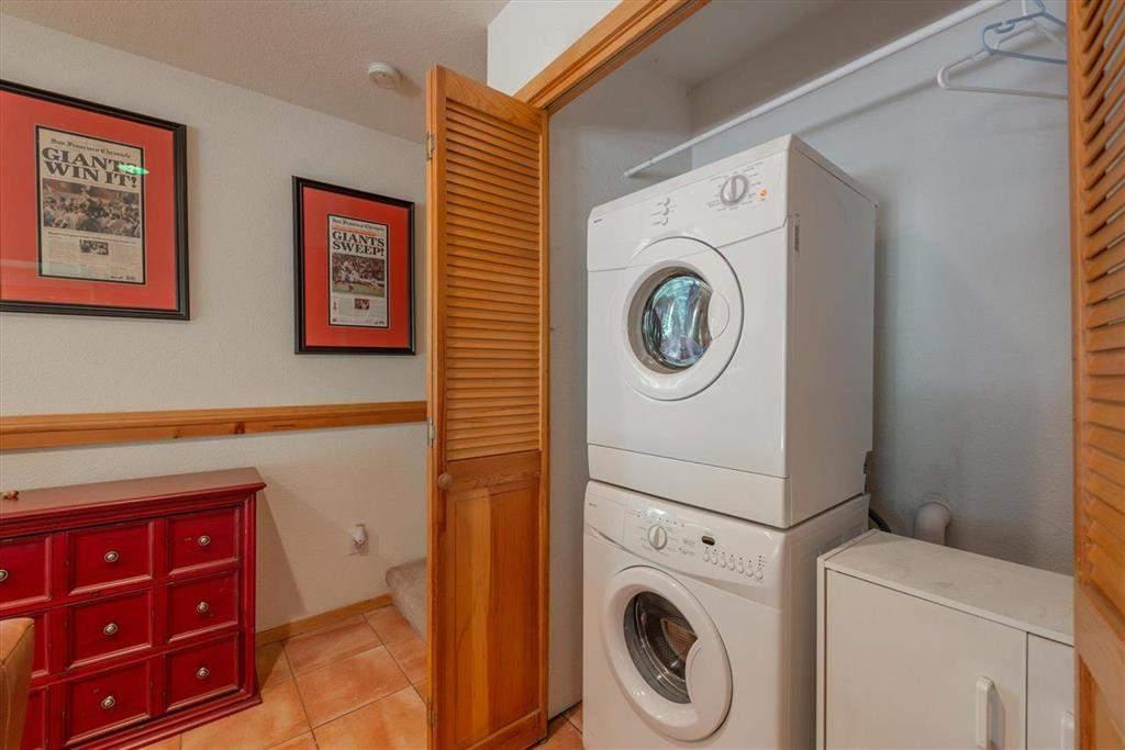 Laundry   Tahoe Donner retreat
