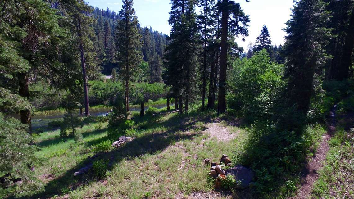 Truckee River Acreage for Sale