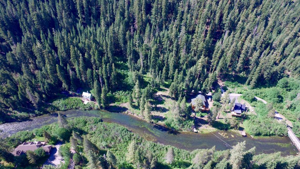 Truckee River Lot 1 Mile from Tahoe City