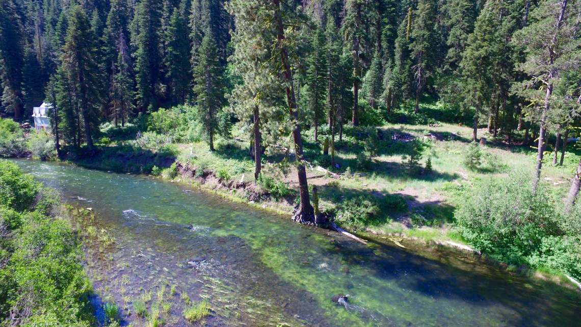 Truckee River Lot For Sale Parcel For Sale On The Truckee River