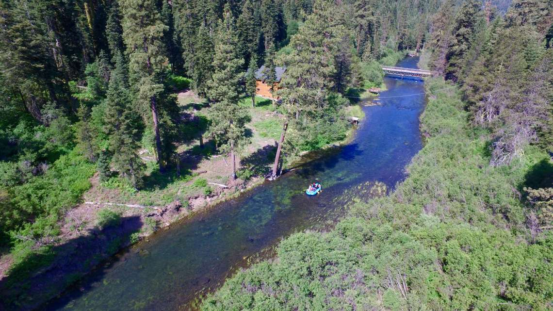 Truckee River Lot for sale
