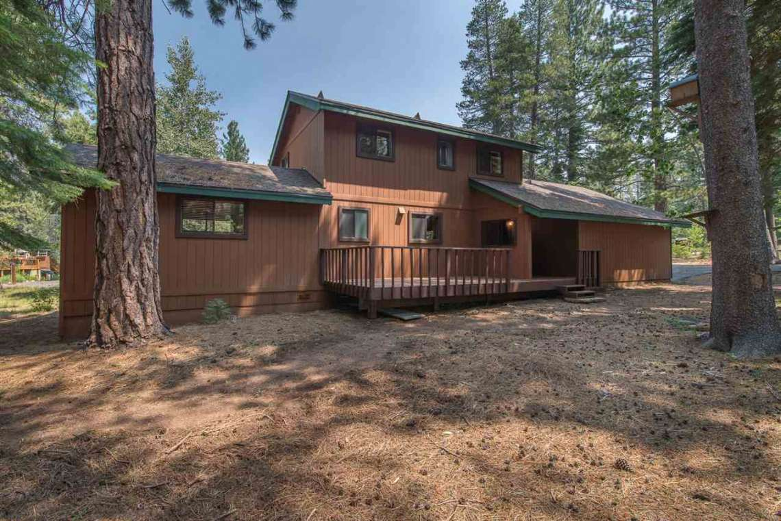 Truckee Cabin for Sale | 12480 Poppy Lane | Outside View