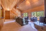 Truckee Home Sold | 12480 Poppy Lane | Living Room