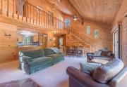 Truckee Real Estate | 12480 Poppy Lane | Living Room