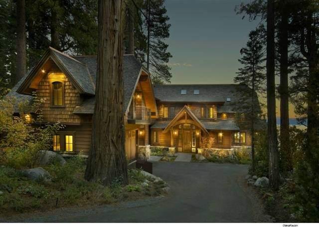 1270 west lake blvd lake tahoe luxury real estate for Lake tahoe home builders