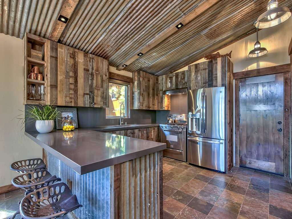 Gorgeous Craftsman Kitchen