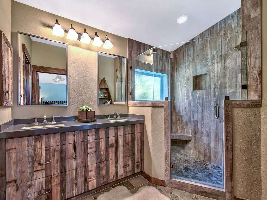 Master Bathroom | Lake Tahoe Real Estate