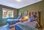 Guest Bedroom | Deluxe Real Estate Lake Tahoe