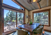 Dining Area with Massive Picture windows