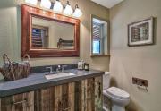 Guest Bathroom | Tahoe Donner Real Estate