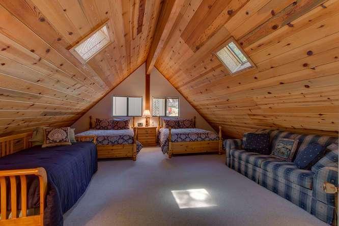 Guest Bedroom 2   Lake Tahoe Real Estate