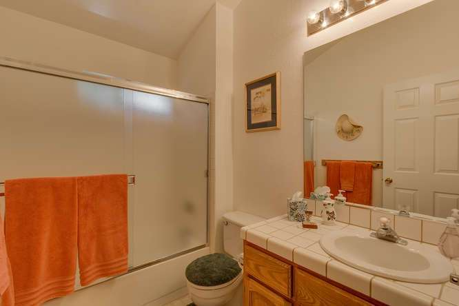 Guest Bathroom 2 | Tahoe Vista real estate
