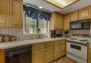Kitchen 1292 Kings Way | Tahoe Vista home for sale