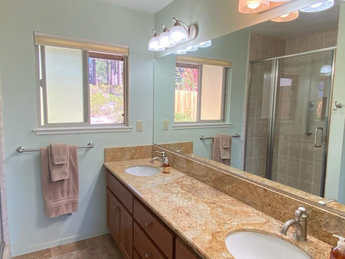 Bathroom   Dollar Point Lakeview home