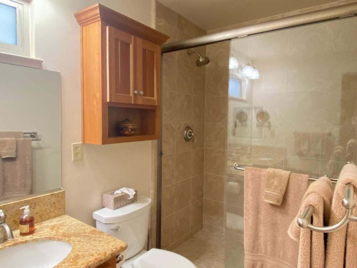 Bathroom   132 Mammoth Drive
