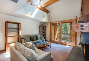 Open concept living area | Alpine Meadows Real Estate